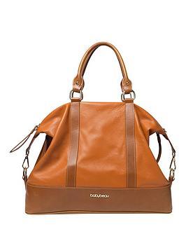 Babybeau Isabelle Tan Changing Bag