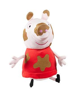 Peppa Pig 22Inch Plush Toy In Red Dress