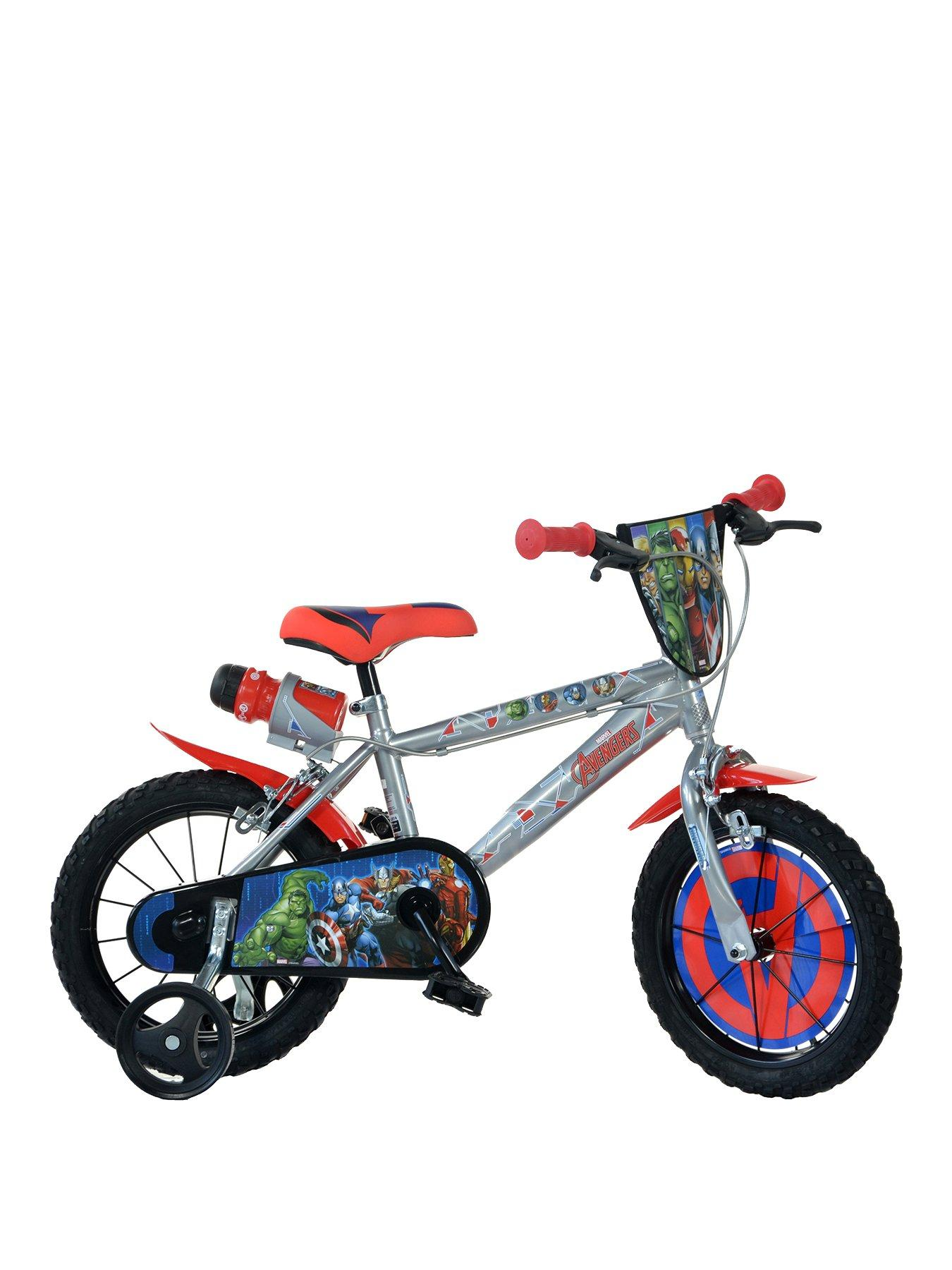 Compare prices for Avengers Age Of Ultron Avengers 16 Inch Bike