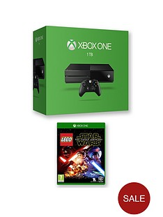xbox-one-1tb-console-with-lego-star-wars-and-optional-extra-controller-12-months-xbox-live-subscription