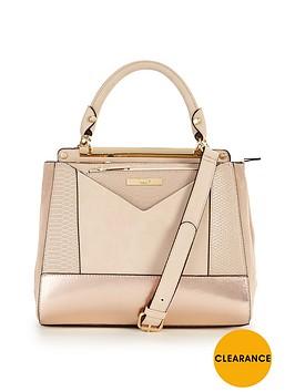 dune-metallic-tote-bag