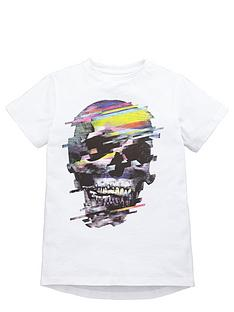 v-by-very-boys-multi-colour-skull-t-shirt