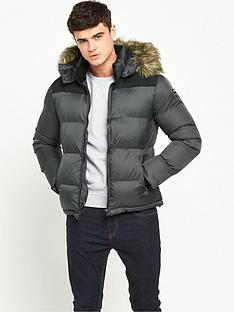 schott-padded-hooded-jacket
