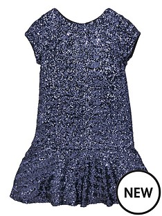 v-by-very-girls-drop-waist-sequinednbspdress