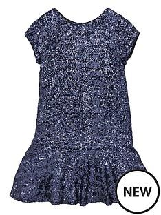v-by-very-girls-drop-waist-sequinednbspdress