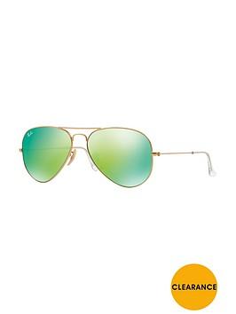 ray-ban-flash-lens-aviator-sunglasses