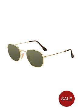 ray-ban-hexagonal-sunglasses