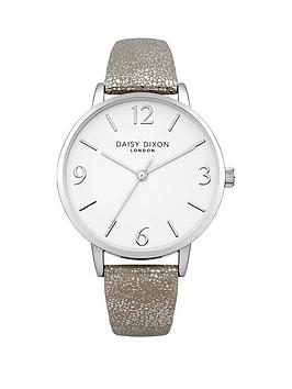 rosie-white-dial-silver-strap-ladies-watch