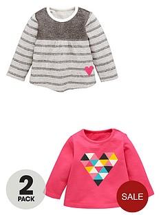 ladybird-baby-girls-sweat-tops-2-pack