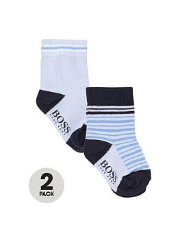 hugo-boss-2pk-baby-socks