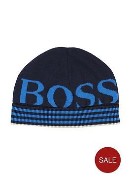 hugo-boss-boys-knitted-hat