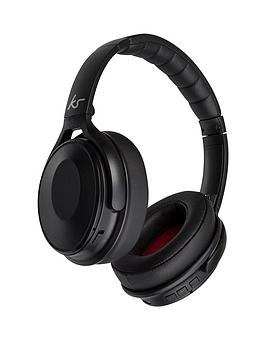 kitsound-immerse-wireless-bluetooth-noise-cancelling-over-ear-headphones-with-memory-foam-padding-and-up-to-12-hours-play-time