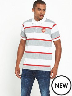 arsenal-source-lab-arsenal-fc-mens-yarn-dyed-stripe-polo