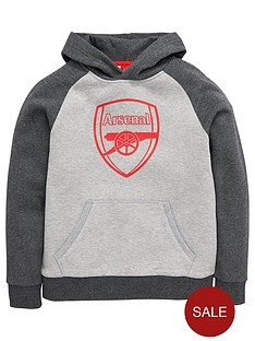 arsenal-source-lab-arsenal-fc-junior-raglan-fleece-hoody