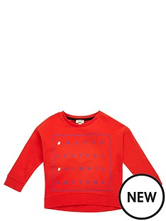 river-island-mini-new-red-sweat
