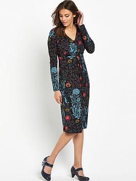 joe-browns-eye-catching-print-dress