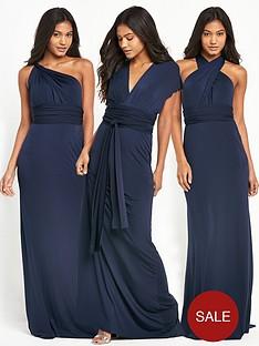 tfnc-felpanbspmultiwaynbspfishtail-maxi-dress