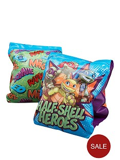turtles-half-shell-heroes-arm-bands-amp-swim-ring