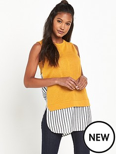 river-island-river-island-2-in-1-sleeveless-top