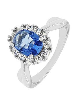 love-gem-sterling-silver-tanzanite-coloured-cubic-zirconia-twist-shank-ring