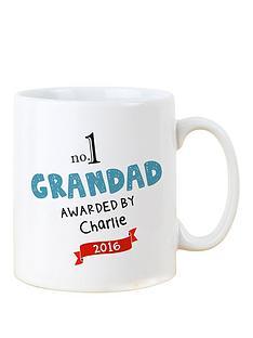 personalised-no-1-grandad-mug