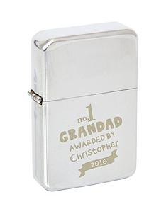 personalised-no1-grandad-lighter
