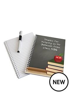 personalised-teacher-notebook