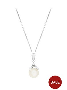 love-pearl-sterling-silver-cubic-zirconia-and-single-freshwater-pearl-pendant