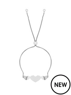 the-love-silver-collection-sterling-silver-rhodium-plated-heart-adjustable-friendship-bracelet