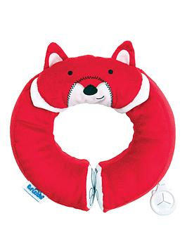 Trunki Yondi Travel Pillow  Felix Fox Red