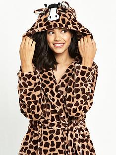 boux-avenue-boux-avenue-gini-giraffe-short-hooded-robe