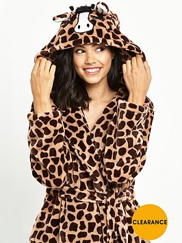 boux-avenue-boux-avenue-gini-giraffe-short-hooded-robe