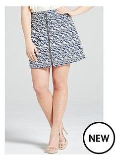 girls-on-film-curve-aztec-zip-front-skirt