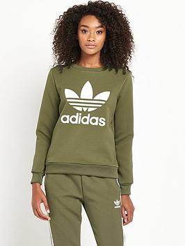 adidas-originals-trefoil-crew-sweaternbsp