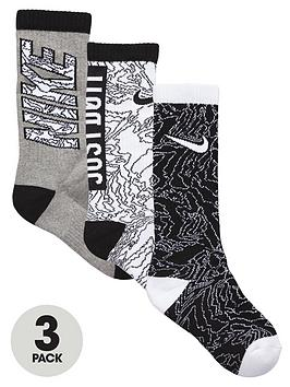 nike-older-boys-pack-3-graphic-socks