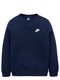 nike-older-boys-club-crew-sweatshirt