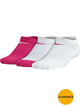 nike-nike-older-girls-pk-3-no-show-trainer-socks