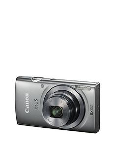 canon-ixus-160-20-megapixel-8-x-zoom-27-inch-lcd-720p-hd-digital-camera-silver