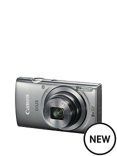 canon-nbspixus-160-20-meagapixel-8-x-zoom-27-inch-lcd-720p-hd-digital-camera-silver