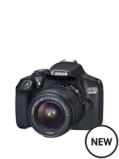 canon-canon-eos-1300d-slr-camera-inc-ef-s-18-55mm-f35-56-is-ii-lens