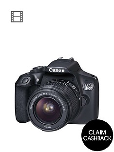 canon-eos-1300d-slr-camera-inc-ef-s-18-55mm-f35-56-is-ii-lens