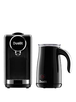 dualit-dualit-85160-lusso-cino-tea-amp-coffee-machine-with-milk-frother