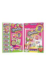 Shopkins Trading Card Collection - Multi-pack + Starter Pack