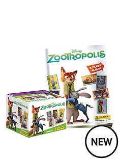 zootropolis-sticker-collection-50-packets-of-stickers-starter