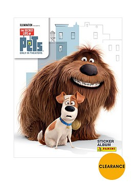 the-secret-life-of-pets-secret-life-of-pets-movie-sticker-collection-50-packets-of-stickers-starter