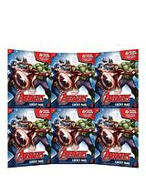 Avengers 6pc Lucky Bag (6 pack bundle)