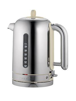 Dualit 72813 Classic Kettle  Clay