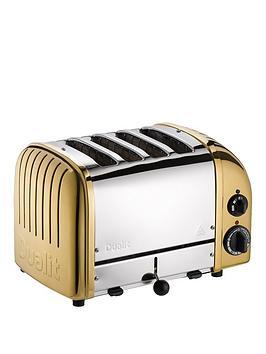 dualit-dualit-47452-classic-vario-4-slice-toaster-brass