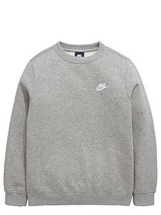 nike-nike-older-boys-club-crew-sweatshirt