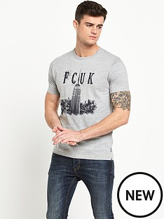french-connection-building-shortsleeve-t-shirt
